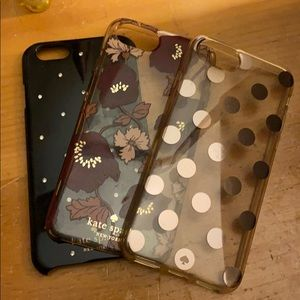 Kate spade iPhone 8 cases